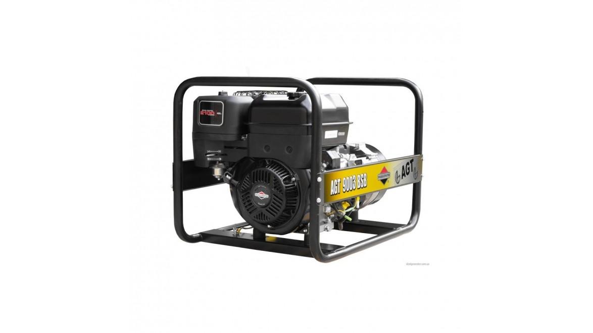 Бензиновый генератор AGT 9003 BSB SE
