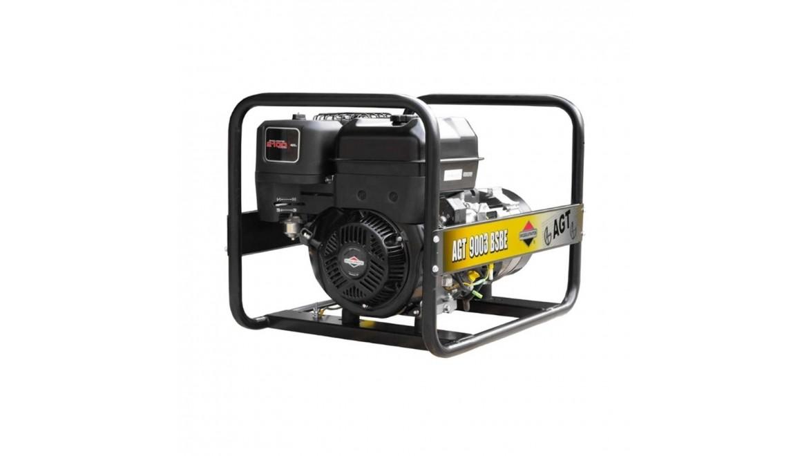 Бензиновый генератор AGT 9003 BSBE SE