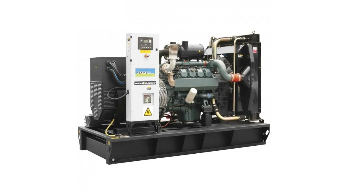 Дизельный генератор Aksa AD 580