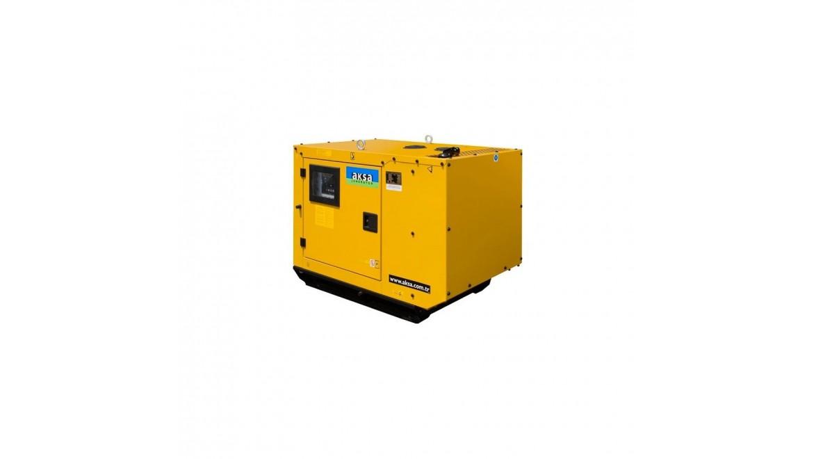 Дизельный генератор AKSA APD 11 M