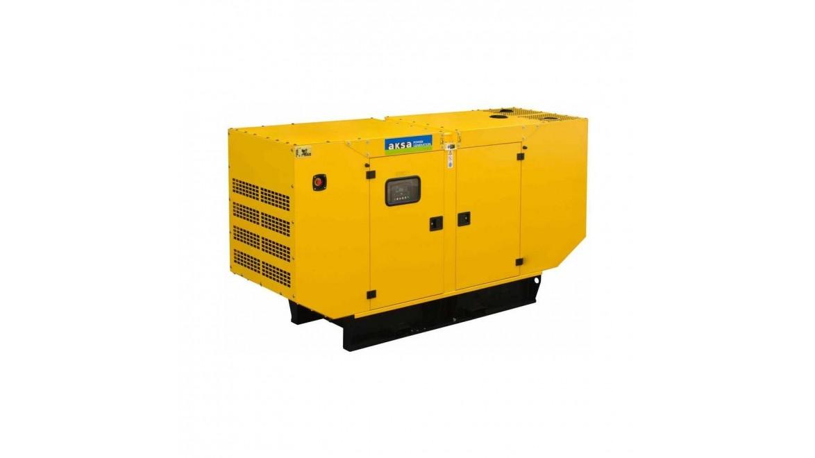 Дизельный генератор Aksa APD 125 A