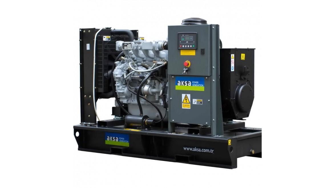 Дизельный генератор Aksa APD 50 A