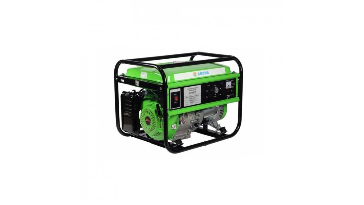 Бензиновый генератор Aruna GH5500
