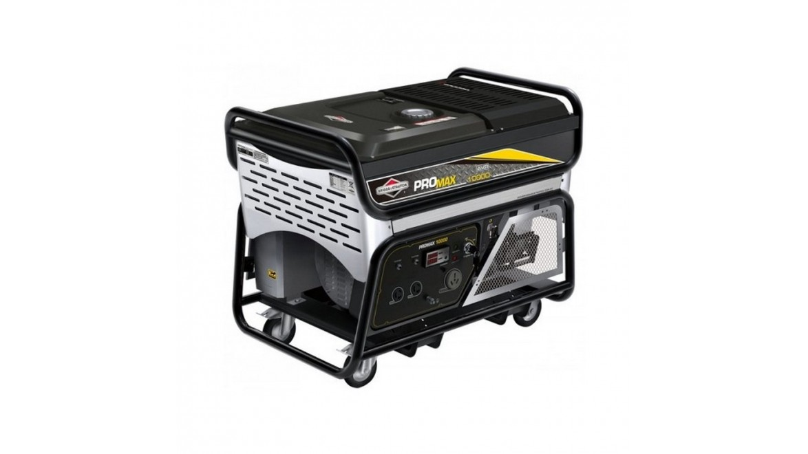 Бензиновый генератор Briggs & Stratton Pro Max 10000