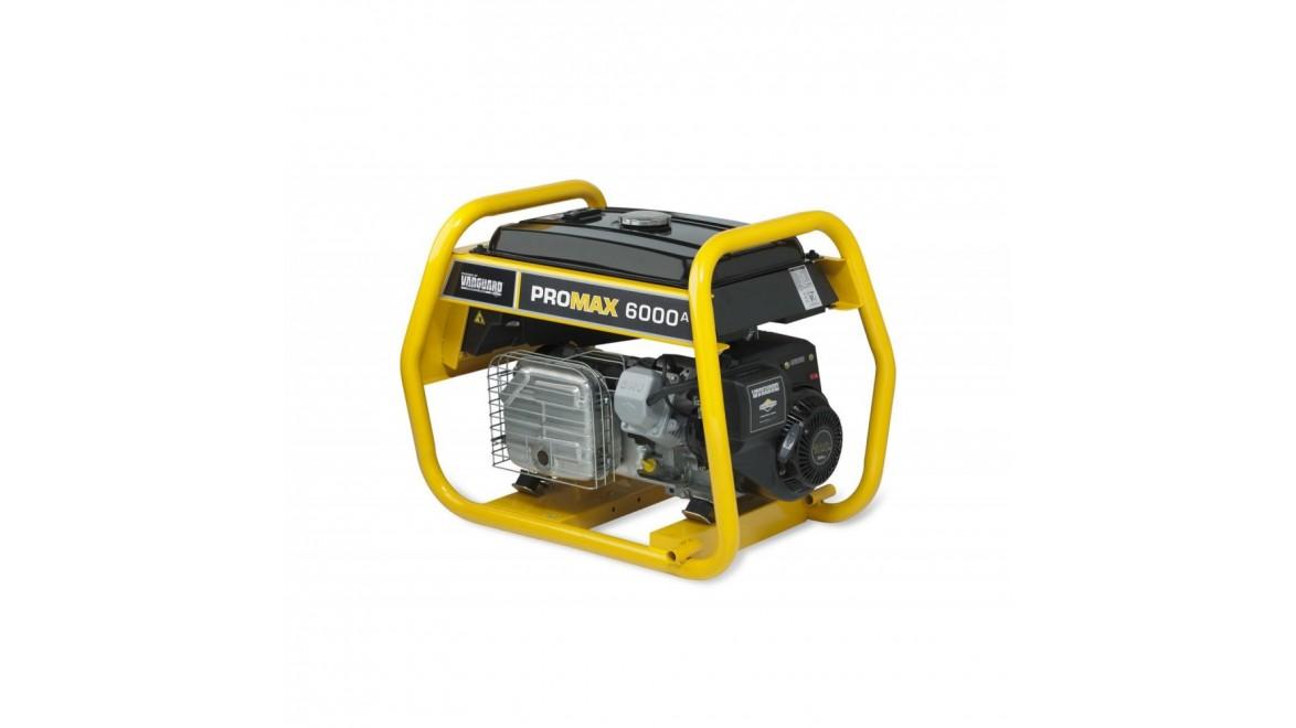 Бензиновый генератор Briggs & Stratton Pro Max 6000A