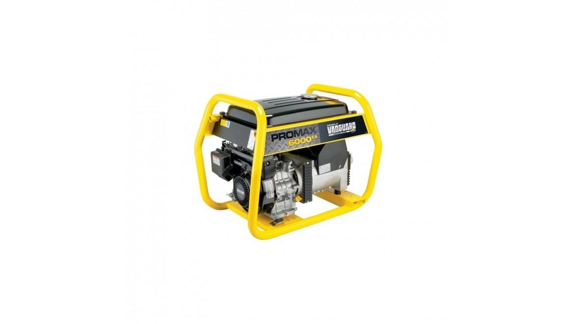 Бензиновый генератор Briggs & Stratton Pro Max 6000EA