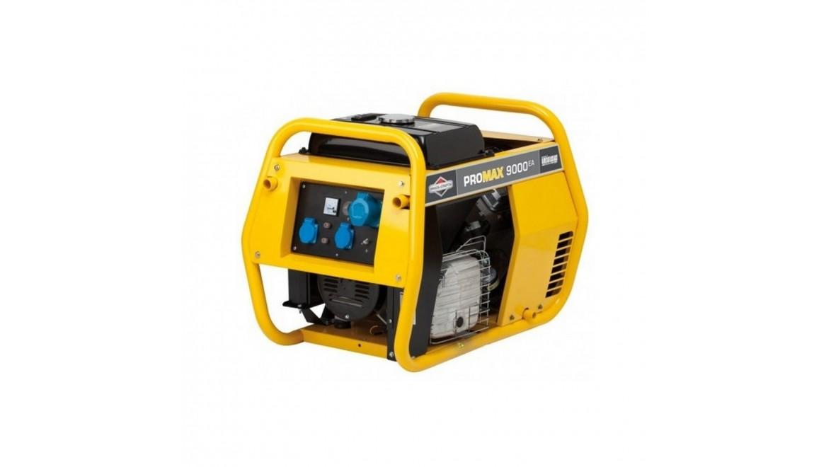 Бензиновый генератор Briggs & Stratton Pro Max 9000EA