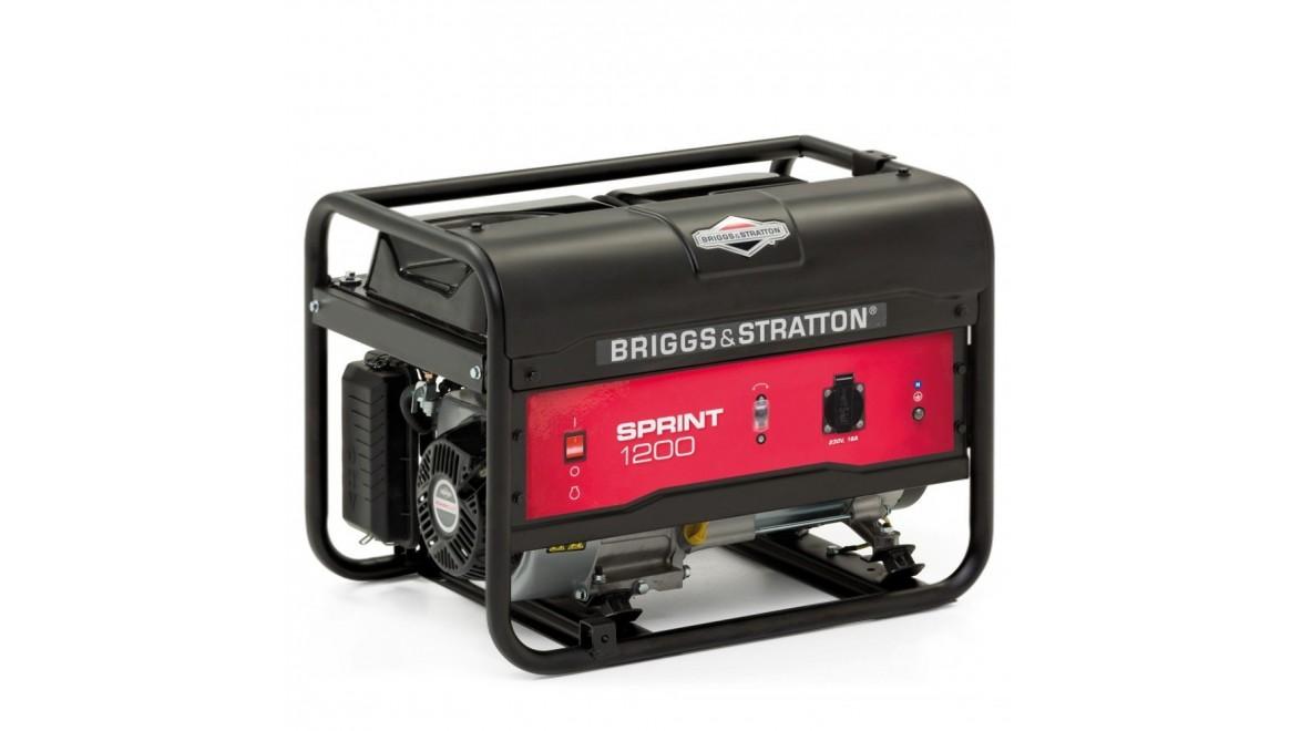 Бензиновый генератор Briggs & Stratton Sprint 1200