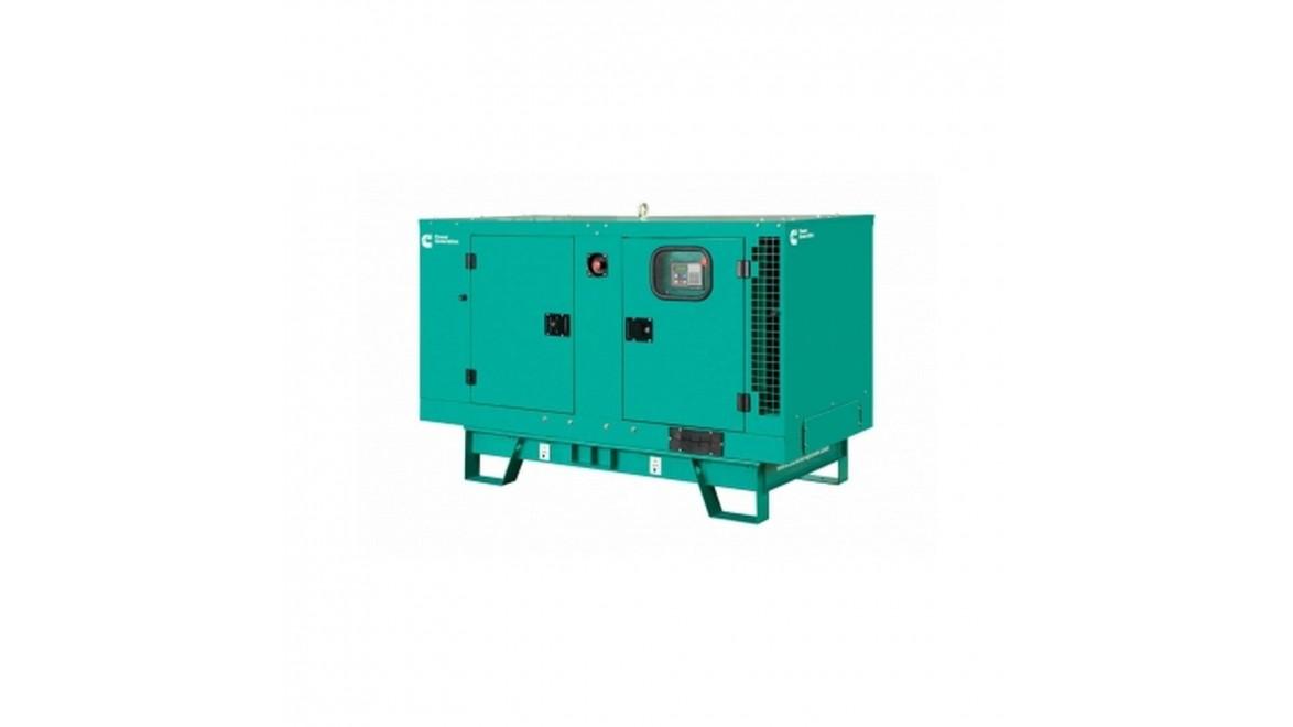 Дизельный генератор Cummins C17 D5