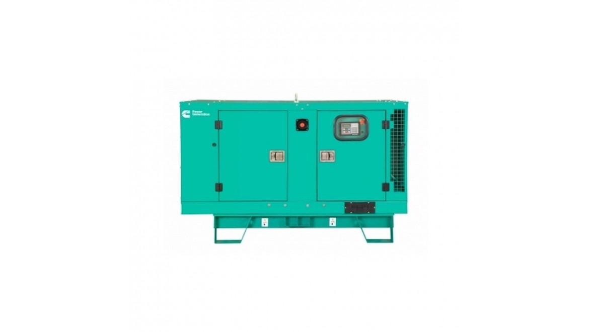 Дизельный генератор Cummins C200 D5e