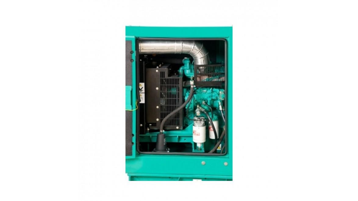 Дизельный генератор Cummins C28 D5