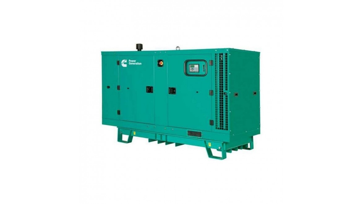 Дизельный генератор Cummins C300 D5
