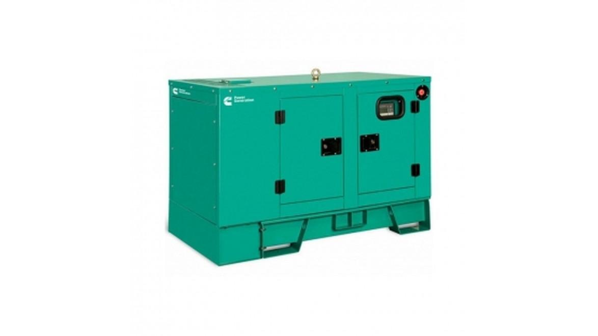 Дизельный генератор Cummins C55 D5