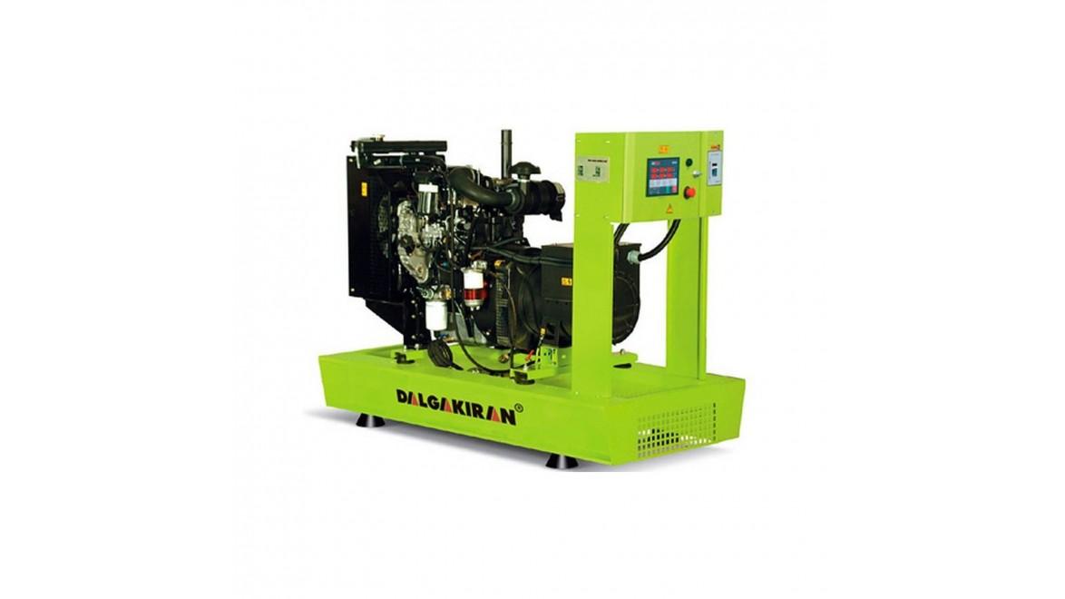 Дизельный генератор Dalgakiran DJ 10 PR