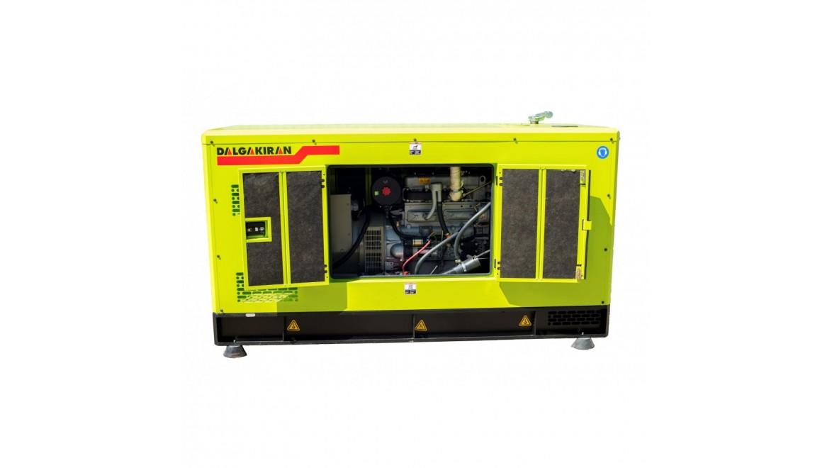 Дизельный генератор Dalgakiran DJ 120 NT