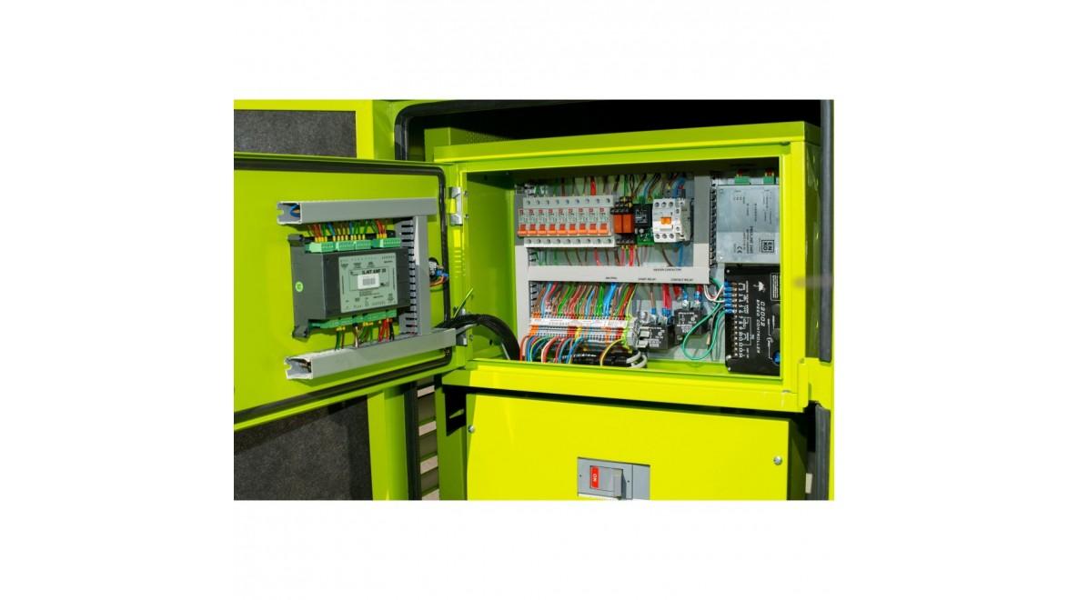 Дизельный генератор Dalgakiran DJ 165 NT