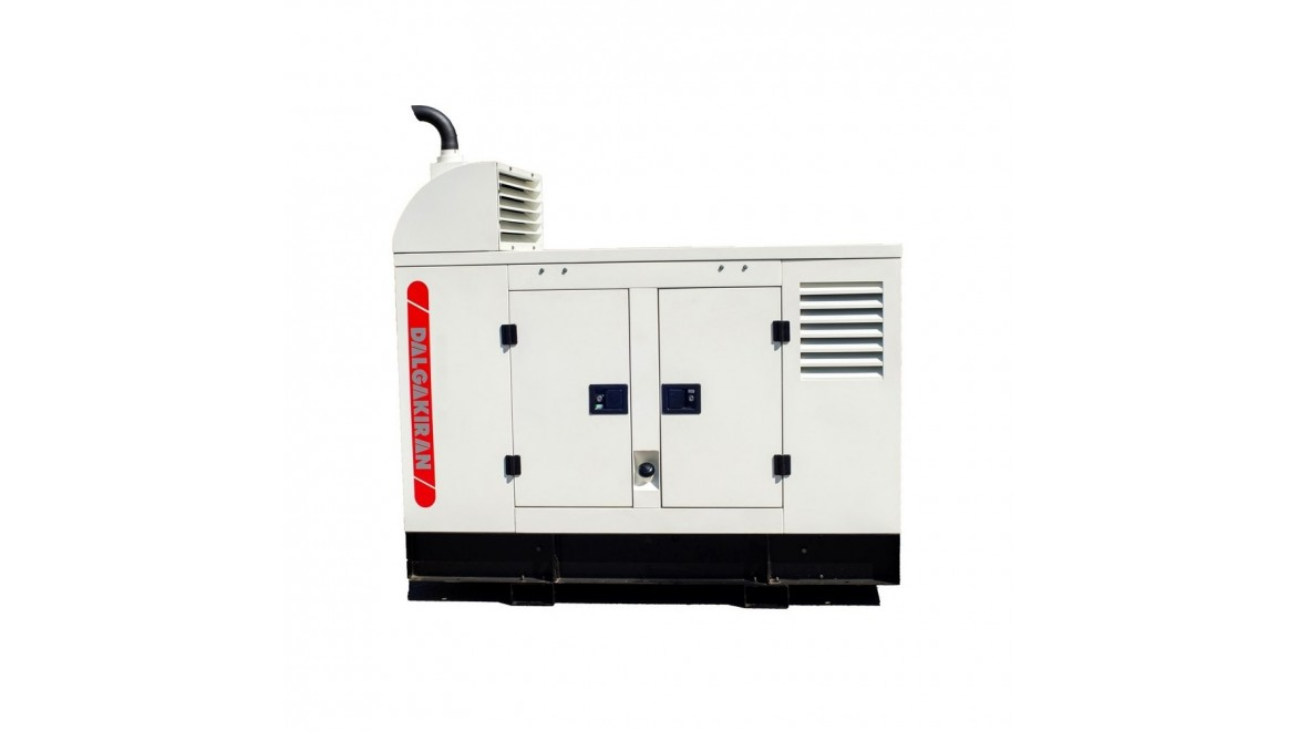 Дизельный генератор Dalgakiran DJ 176 CP