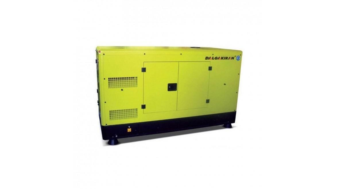 Дизельный генератор Dalgakiran DJ 220 NT