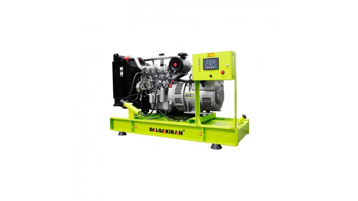 Дизельный генератор Dalgakiran DJ 70 NT