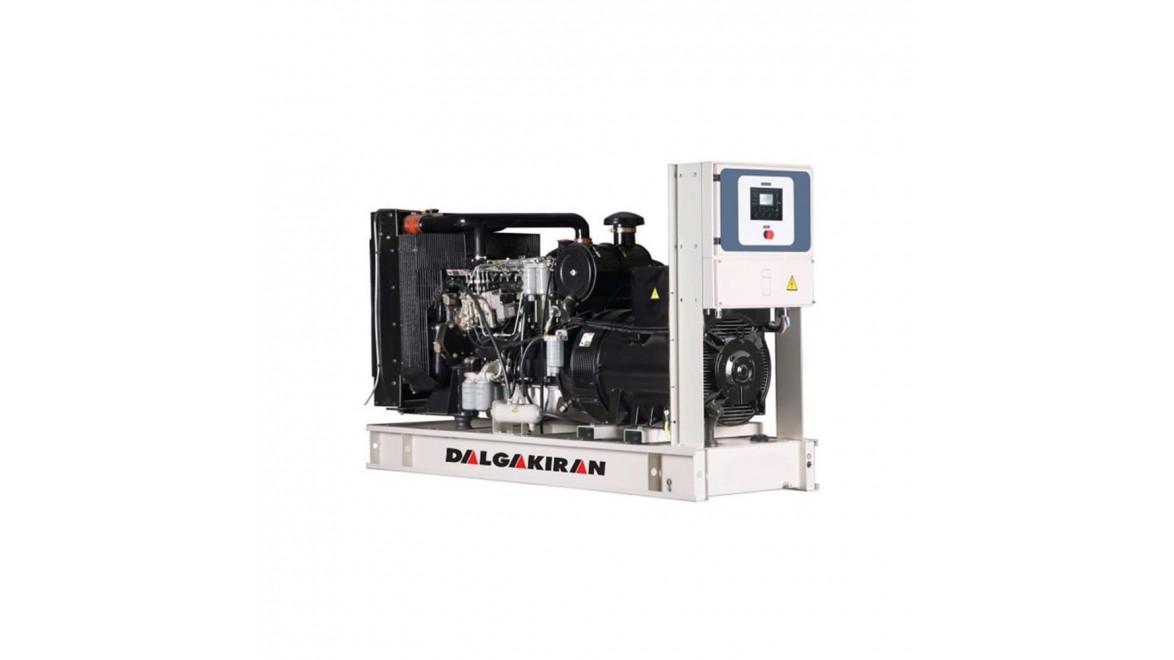 Дизельный генератор Dalgakiran DJ110BD