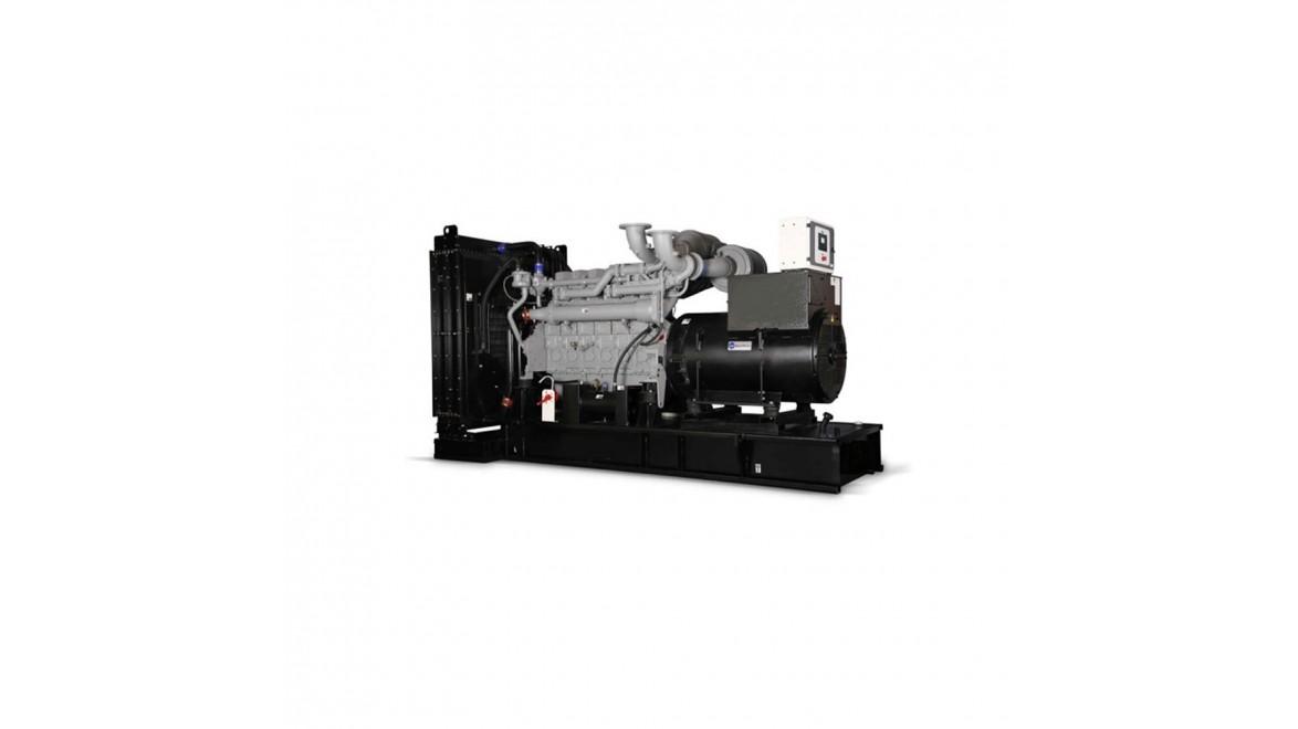 Дизельный генератор Dalgakiran DJ275BD