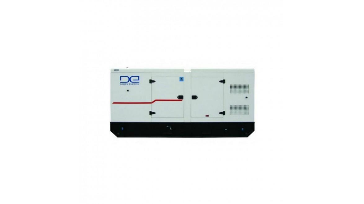 Дизельный генератор DAREX-ENERGY DE-110RS