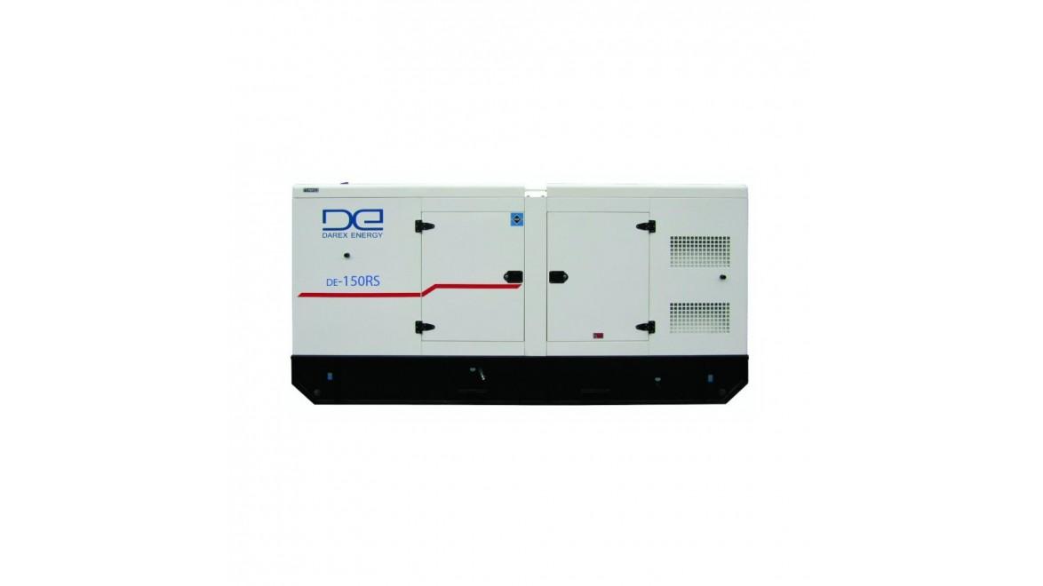 Дизельный генератор DAREX-ENERGY DE-150RS