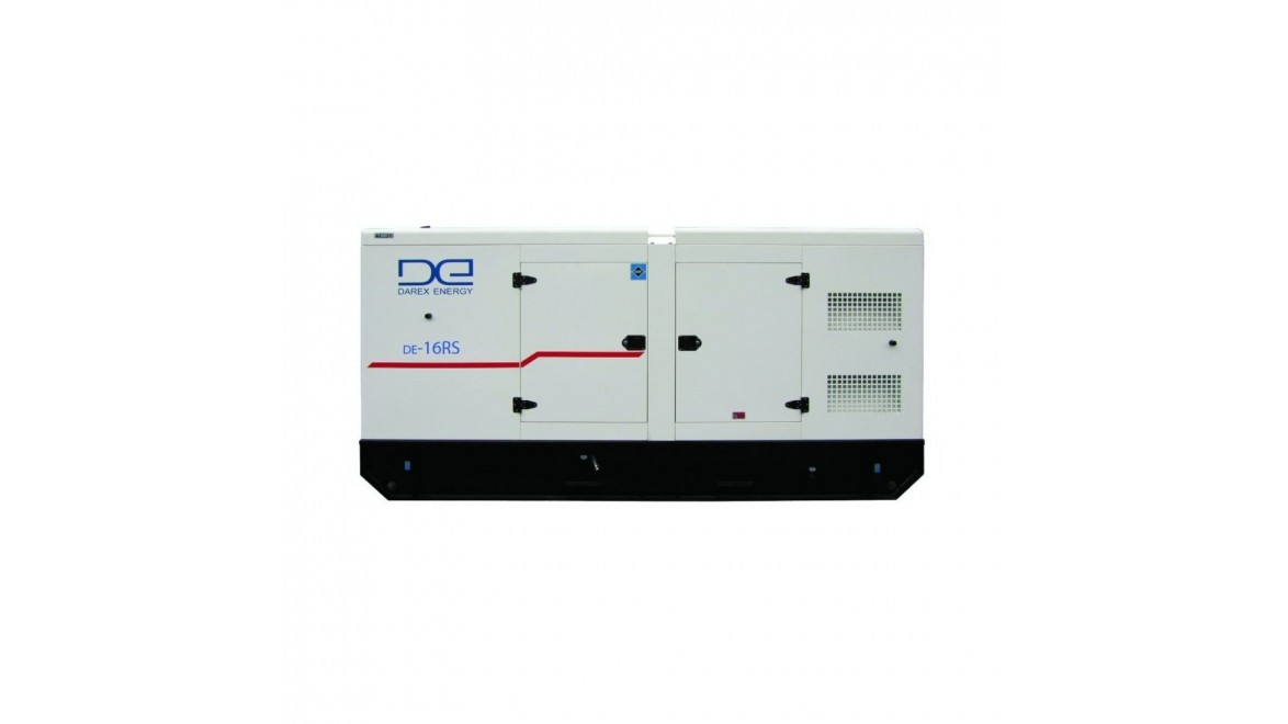 Дизельный генератор DAREX-ENERGY DE-16RS