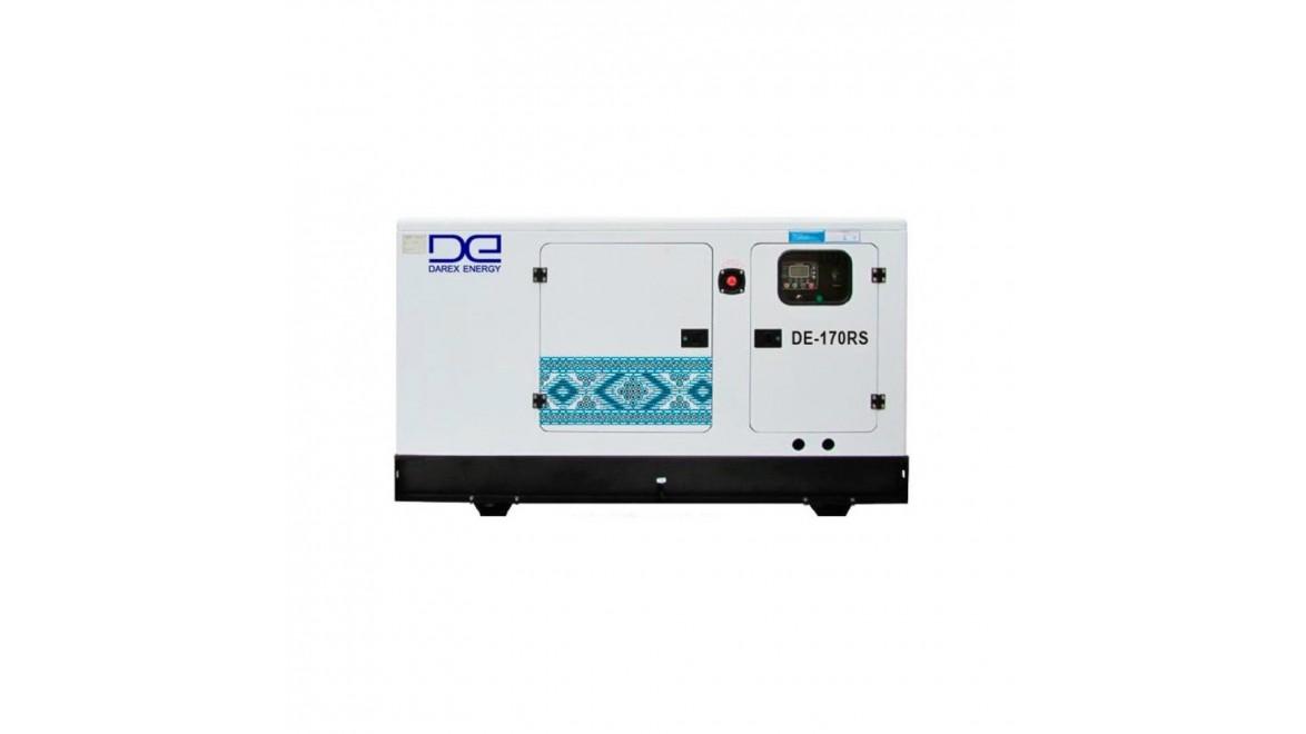 Дизельный генератор DAREX-ENERGY DE-170RS