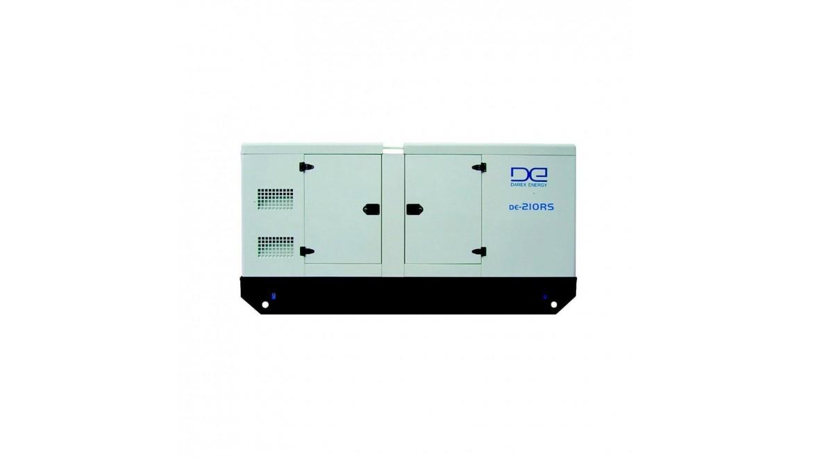Дизельный генератор DAREX-ENERGY DE-210RS