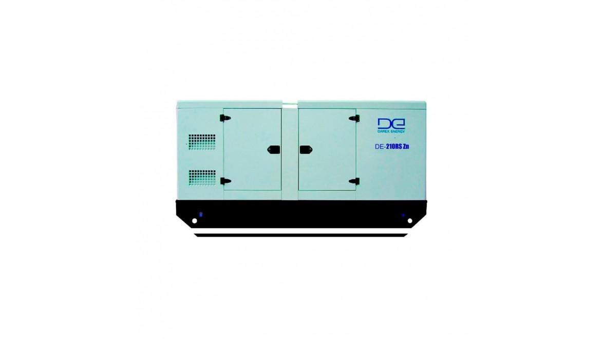 Дизельный генератор DAREX-ENERGY DE-210RS Zn