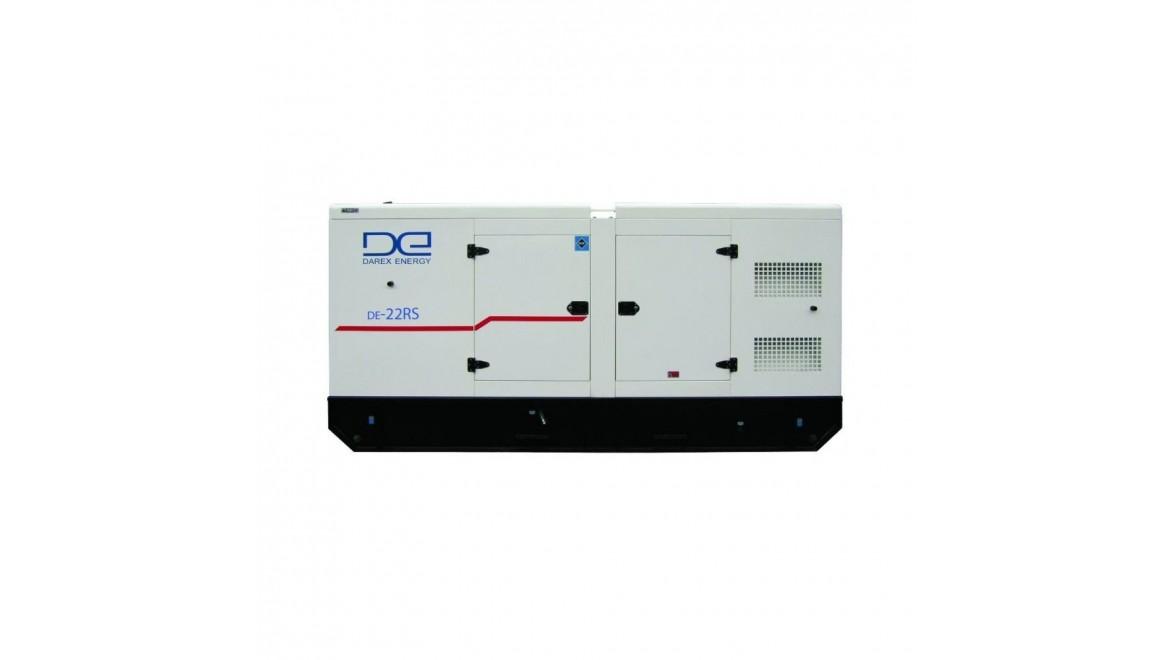 Дизельный генератор DAREX-ENERGY DE-22RS