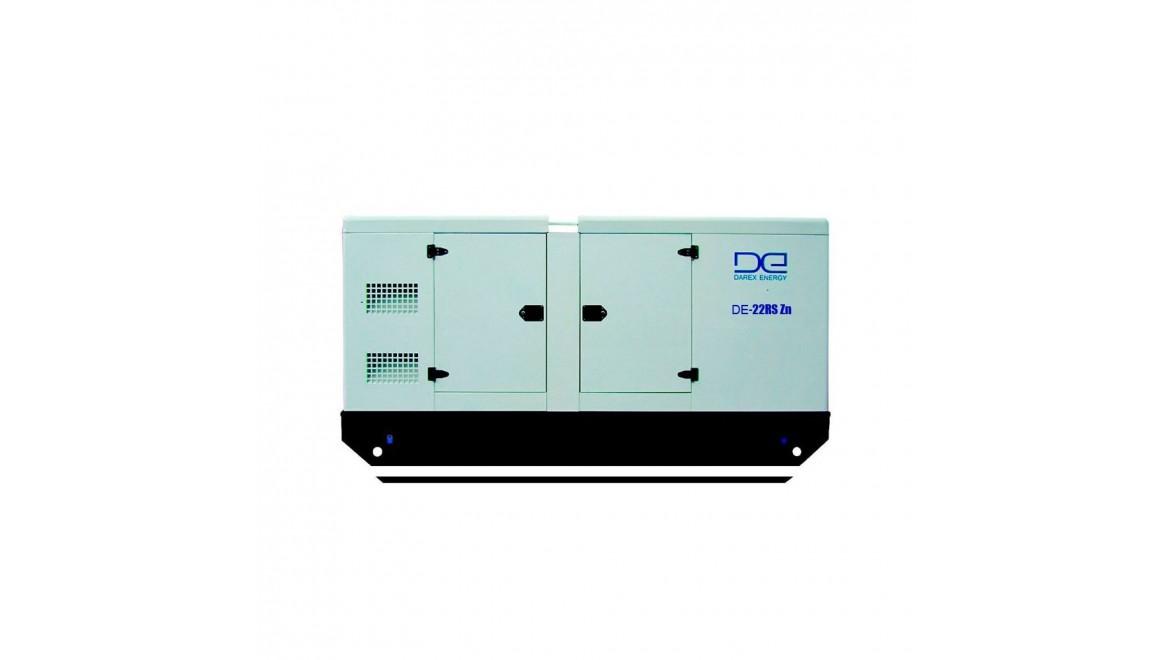 Дизельный генератор DAREX-ENERGY DE-22RS Zn