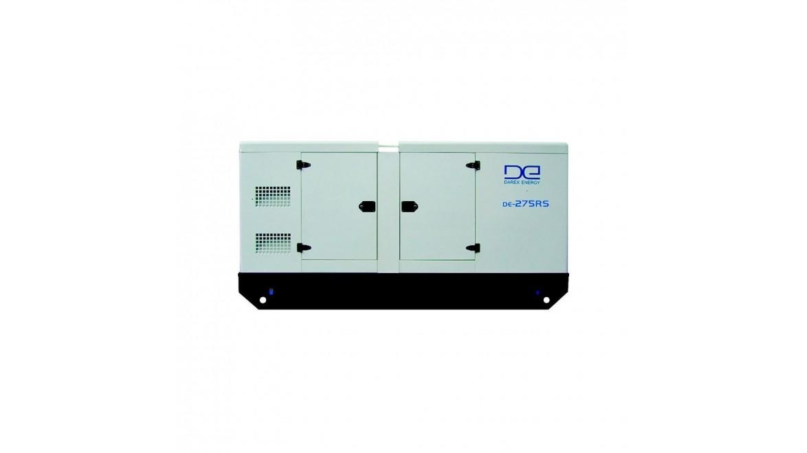 Дизельный генератор DAREX-ENERGY DE-275RS Zn