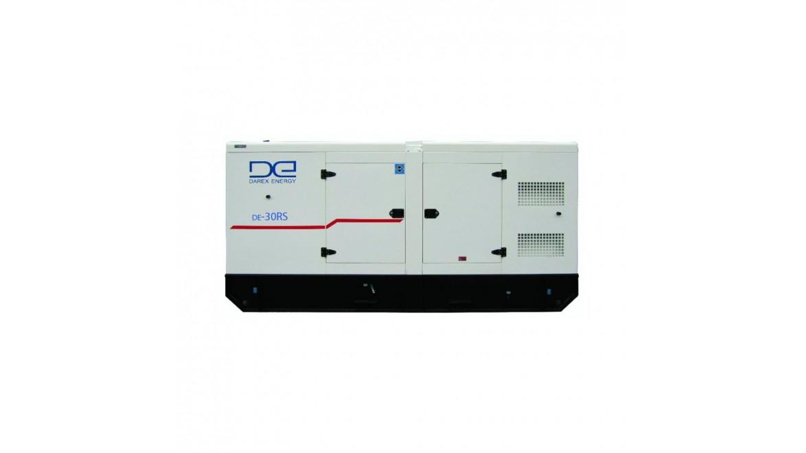 Дизельный генератор DAREX-ENERGY DE-30RS