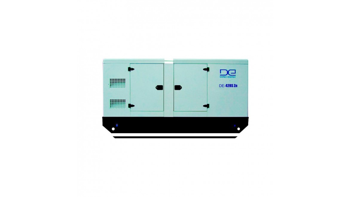 Дизельный генератор DAREX-ENERGY DE-42RS Zn