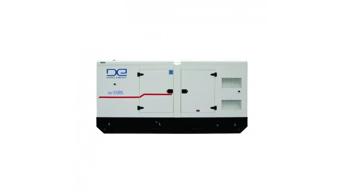 Дизельный генератор DAREX-ENERGY DE-55RS