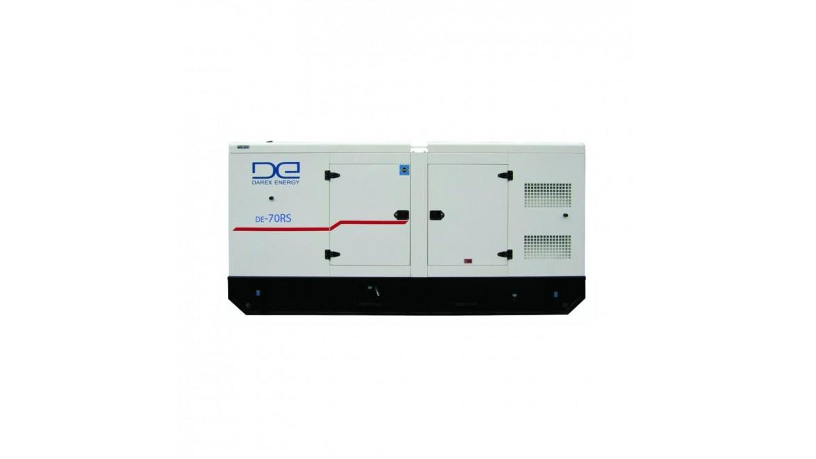 Дизельный генератор DAREX-ENERGY DE-70RS