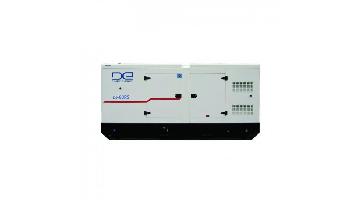 Дизельный генератор DAREX-ENERGY DE-80RS