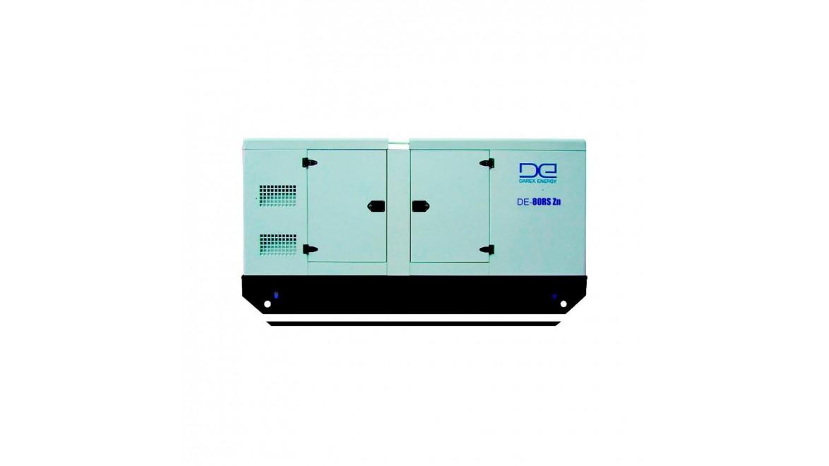 Дизельный генератор DAREX-ENERGY DE-80RS Zn