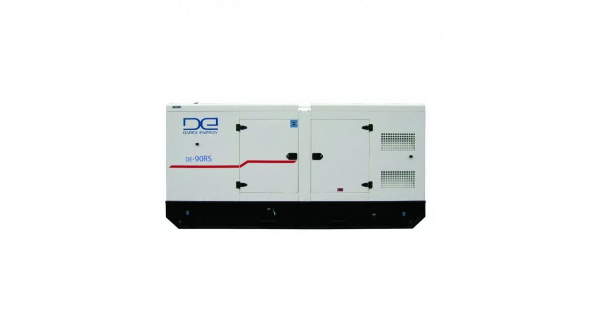 Дизельный генератор DAREX-ENERGY DE-90RS