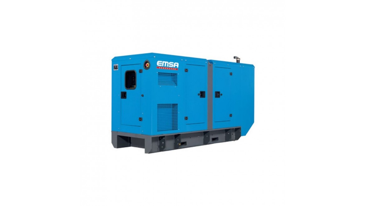 Дизельный генератор Emsa EN110