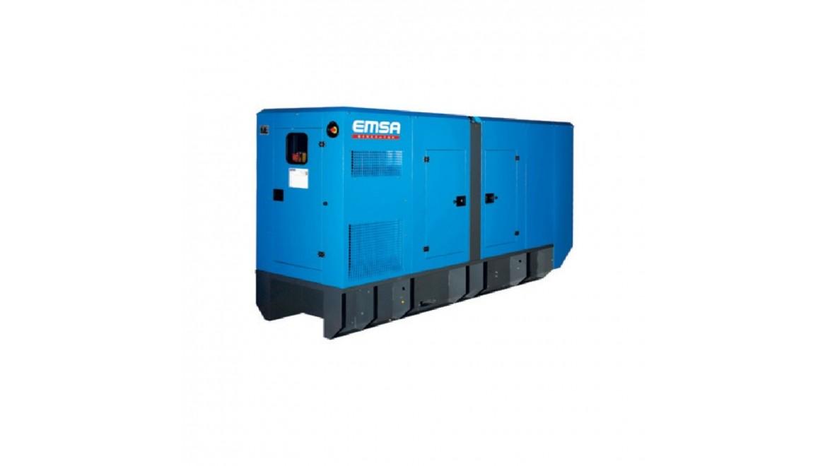 Дизельный генератор Emsa EN220