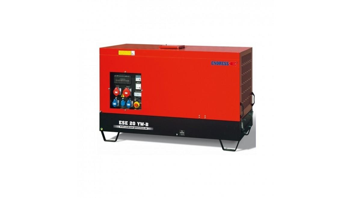 Дизельный генератор Endress Diesel ESE 20 YW-B