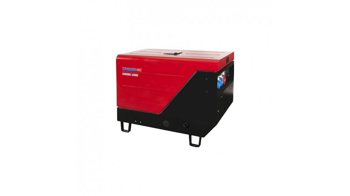Дизельный генератор Endress ESE 1006 DLS-GT FI Diesel