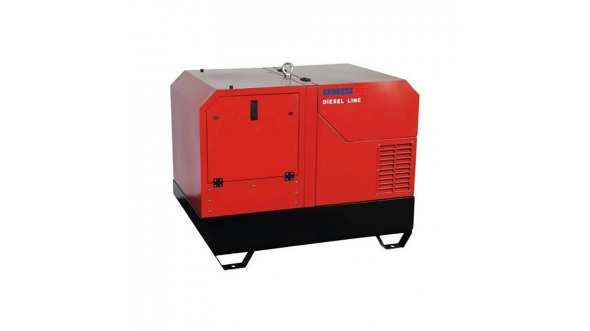 Дизельный генератор Endress ESE 1008 HG ES Di DUPLEX Silent