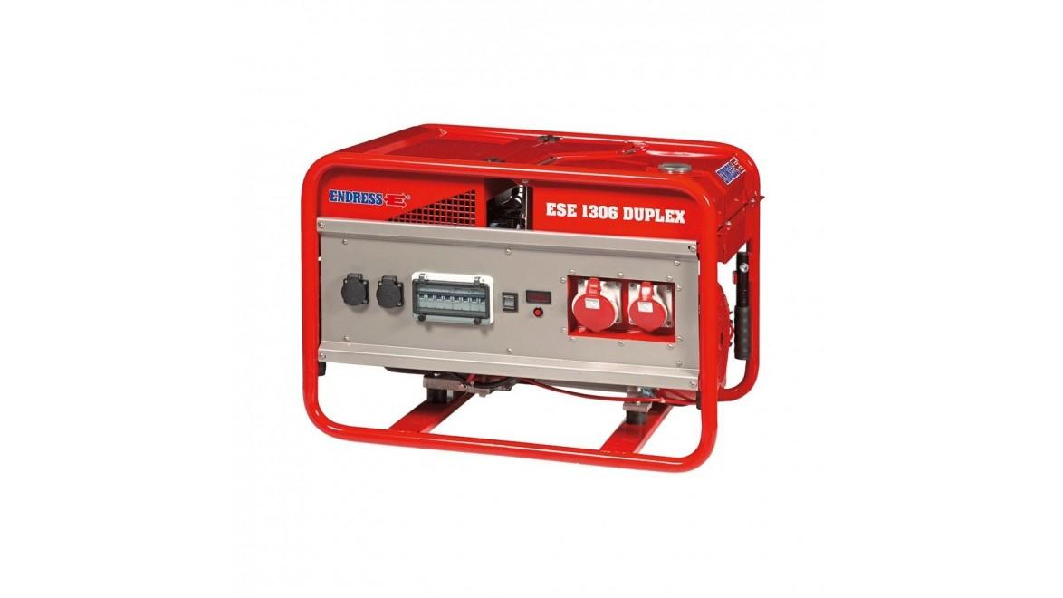 Бензиновый генератор Endress ESE 1306 DSG-GT ES DUPLEX