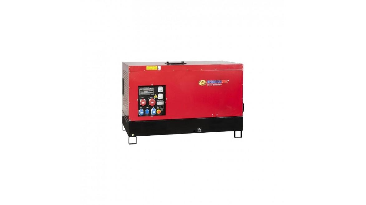 Дизельный генератор Endress ESE 15 YW/AS