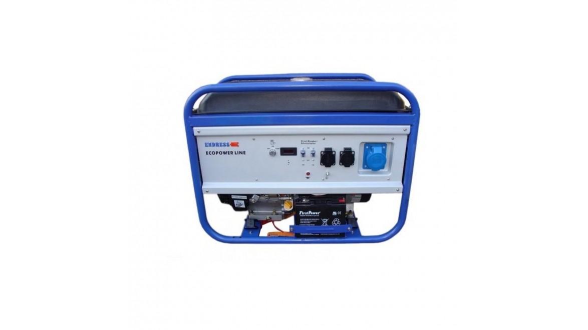 Бензиновый генератор Endress ESE 6000 BS ES с АВР (АТ-50ECO)