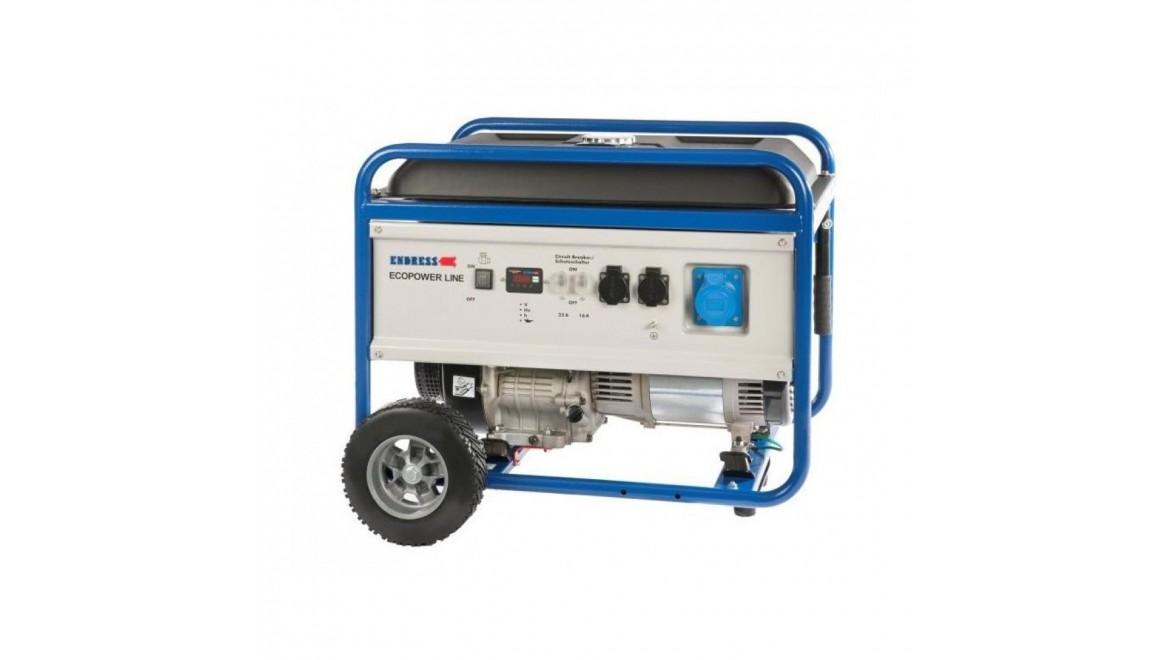 Бензиновый генератор Endress ESE 6000 DBS-ES